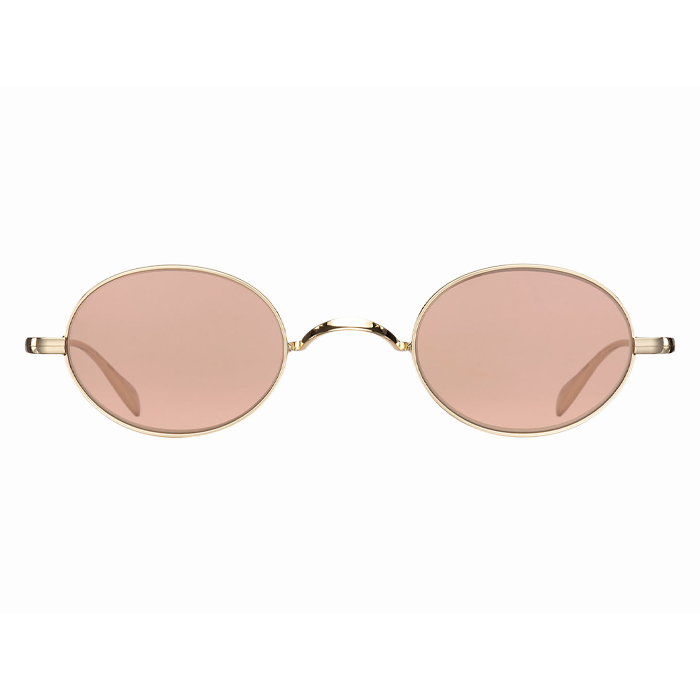 Oliver Peoples CALIDOR Gold - Coral Wash Eyeglasses Specs Appeal Optical Miami