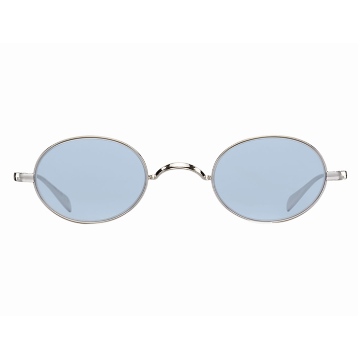 Oliver Peoples CALIDOR Silver - Blue Wash Eyeglasses Specs Appeal Optical Miami