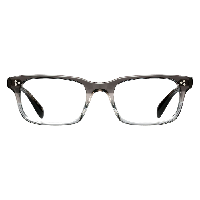 Oliver Peoples CAVALON Vintage Grey Gradient - Clear Lens Eyeglasses Specs Appeal Optical Miami