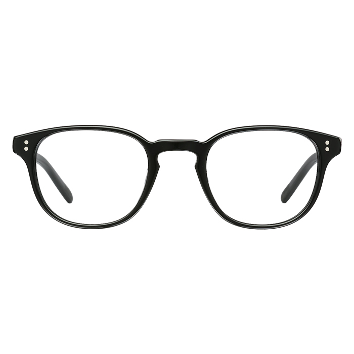 Oliver Peoples FAIRMONT Black - Demo Lens Specs Appeal Optical Miami