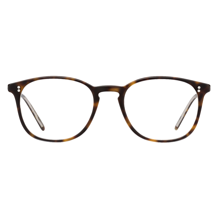 Oliver Peoples FINLEY VINTAGE 362/horn - Demo Lens Specs Appeal Optical Miami