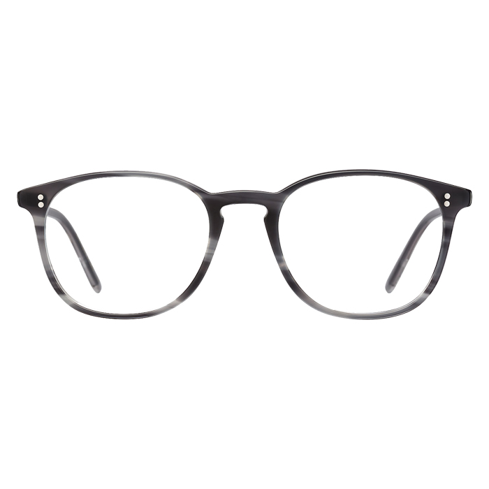 Oliver Peoples FINLEY VINTAGE Charcoal Tortoise - Demo Lens Specs Appeal Optical Miami