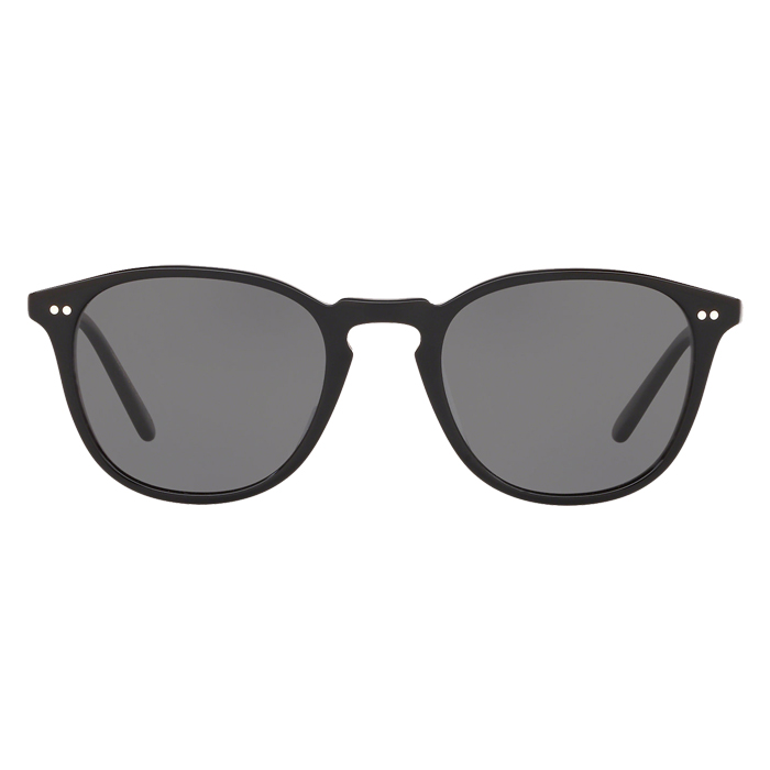 Oliver Peoples FORMAN Black - Grey Polar Specs Appeal Optical Miami Sunglasses
