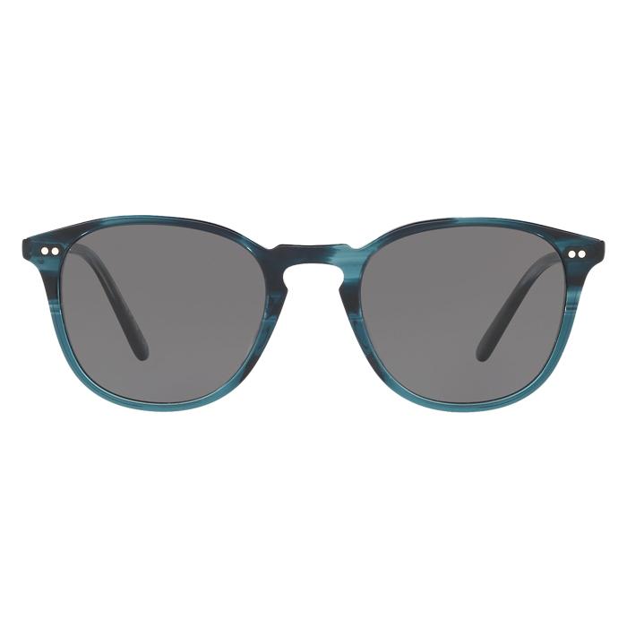 Oliver Peoples FORMAN L.A Teal Vsb - Grey Polar Specs Appeal Optical Miami Sunglasses