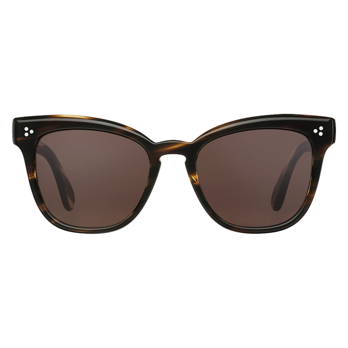 Oliver Peoples MARIANELA Cocobolo Brown Specs Appeal Optical Miami Sunglasses