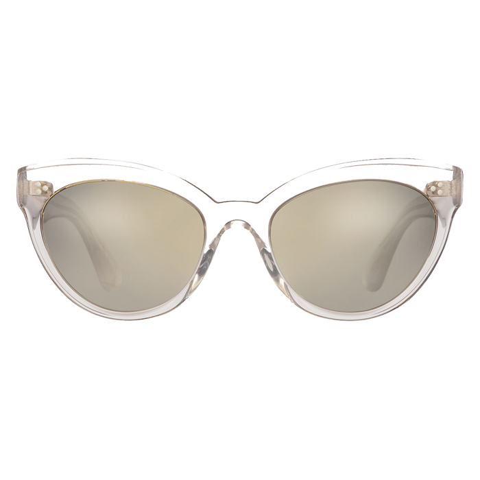 Oliver Peoples Marianela Washed Sage Graphite Gold Specs Appeal Optical Miami Sunglasses