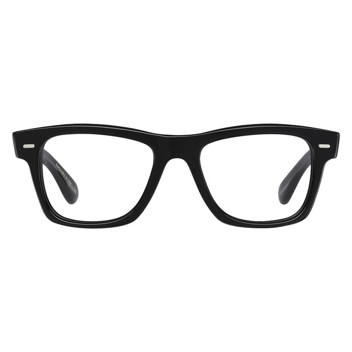Oliver Peoples OLIVER Black - Demo Lens Specs Appeal Optical Miami