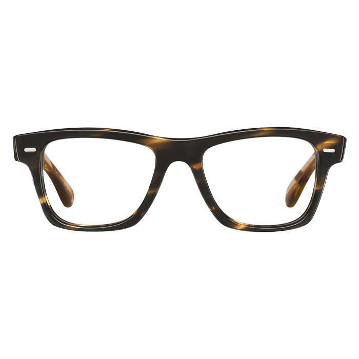 Oliver Peoples OLIVER Cocobolo - Demo Lens Specs Appeal Optical Miami
