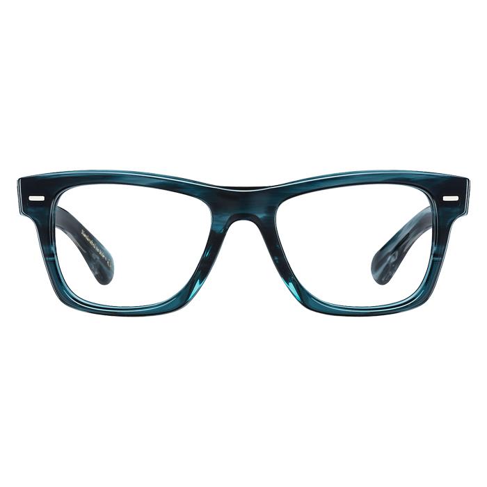 Oliver Peoples OLIVER Teal Vsb - Demo Lens Specs Appeal Optical Miami