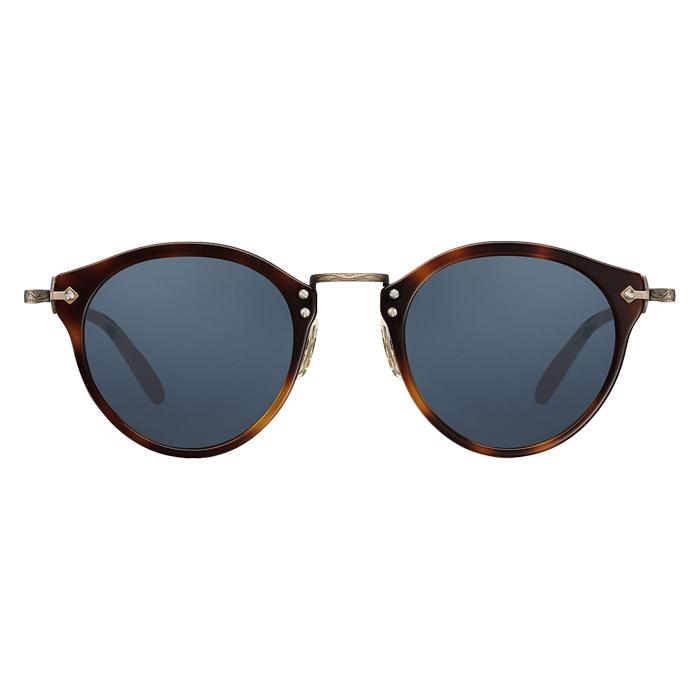 Oliver Peoples OP-505 Dark Mahogany/bronze - Blue Specs Appeal Optical Miami Sunglasses