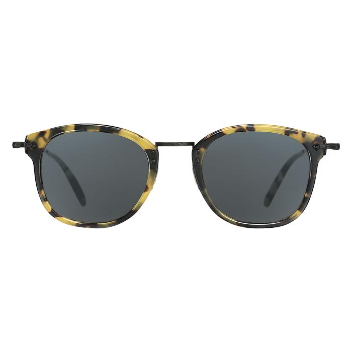 Oliver Peoples OP-506 Vintage Dtbk/matte Black - Carbon Grey Specs Appeal Optical Miami Sunglasses