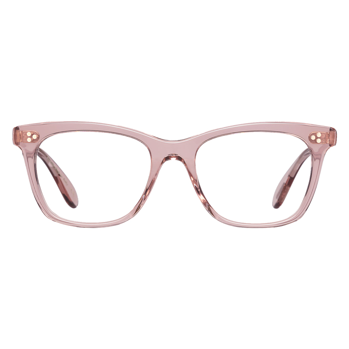 Oliver Peoples PENNEY Washed Rose - Clear Lens Eyeglasses Specs Appeal Optical Miami