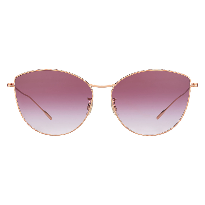Oliver Peoples RAYETTE Rose Gold - Magenta Gradient Specs Appeal Optical Miami Sunglasses
