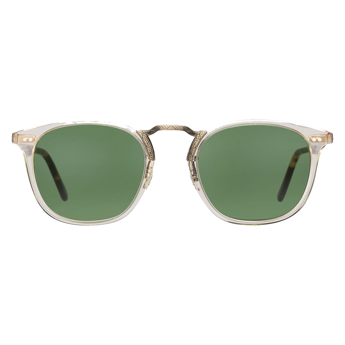 Oliver Peoples ROONE Buff - Green C Specs Appeal Optical Miami Sunglasses