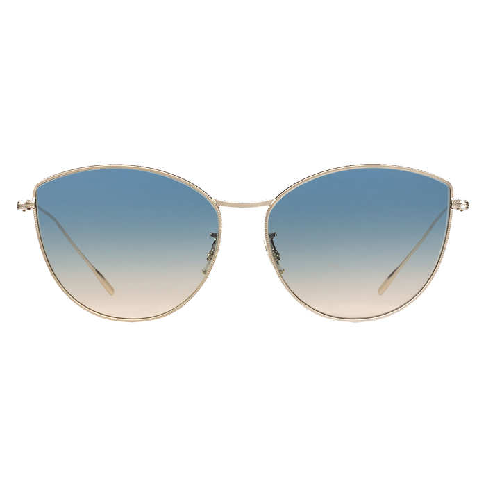 Oliver Peoples RAYETTE Soft gold - Yellow gradient Blue Specs Appeal Optical Miami Sunglasses